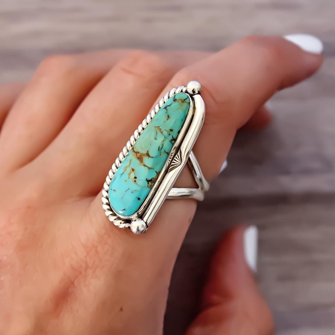 Navajo_Half_Twist_Turquoise_Ring_Bohemian_Jewellery_Indie_and_Harper